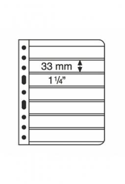 Kunststoffhüllen VARIO, 7er-Einteilung..