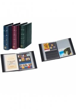 Postkartenalbum mit 50 klarsichtigen H..