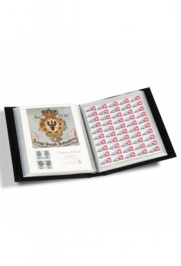 Dokumenten Album DIN A4 50 Hüllen